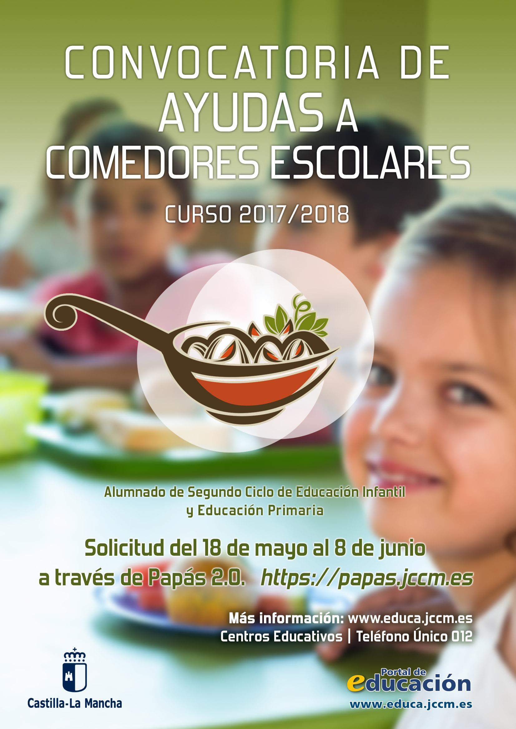 AYUDAS PARA COMEDOR ESCOLAR 2017-18 | CEIP San Blas, Elche ...